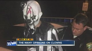 Creepy clown sightings have people on edge