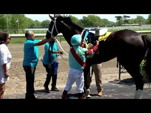 video thumbnail for MONMOUTH PARK 5-18-19 RACE 1