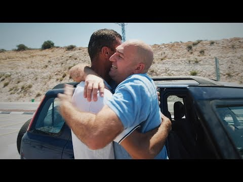 Israeli Amir And Palestinian Amjad: 'we Are No Enemies!'