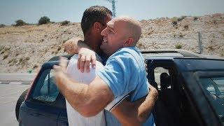 Israeli Amir and Palestinian Amjad: