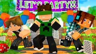 Minecraft Brincadeiras : COBRA-CEGA (Com Authentic, Junior e JazzGhost)