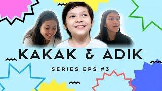 Film Pendek | Kakak & Adik #3 | Semua lupa ulangtahun Kevin??? | Brother & Sister Short Movie