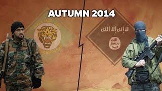 Сирийский армейский спецназ