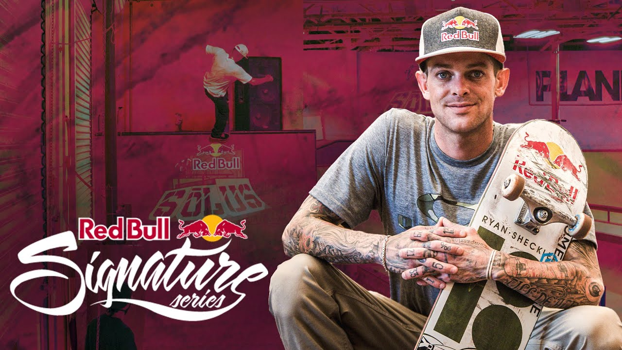 Skating Paradise At Ryan Sheckler's Private Skate Park | Red Bull Signature Series: Red Bull Sōlus