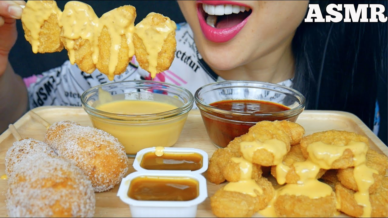 Asmr Cheesy Corn Dog Mcdonalds Chicken Nuggets Cheese Sauce Eating Sound No Talking Sas Asmr Youtube Pagesotherbrandwebsitepersonal blogsas asmr newvideosasmr seafood boil + how to make seafood sauce (eating sounds) no talking. asmr cheesy corn dog mcdonalds chicken nuggets cheese sauce eating sound no talking sas asmr