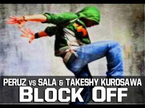 Peruz,Sala & Takeshy Kurosawa ft Sandro Peres - Mucho Gracias Block Off (Karmin Shiff Bootleg)