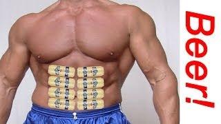 Beer and Bodybuilding