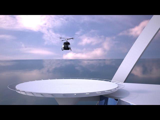 F-Helix Flying