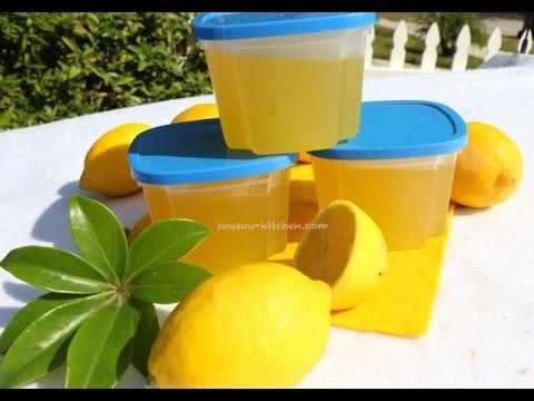 concentré-de-jus-de-citron-maison--مركز-الليمون-وصفات-رمضانية/lemon-concentrate-juice-recipe