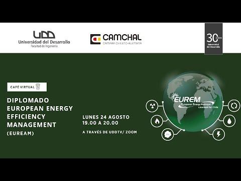 Café Virtual Diplomado European Energy Efficiency Management
