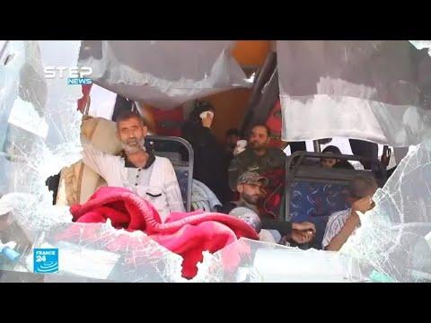 الأمم المتحدة تناشد توفير ممر آمن للمحاصرين الذين يتم إجلاؤهم من سوريا  - 17:23-2018 / 7 / 20