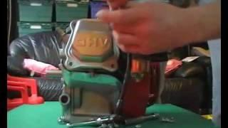 видео Электрическая часть двигателя Honda GX 35