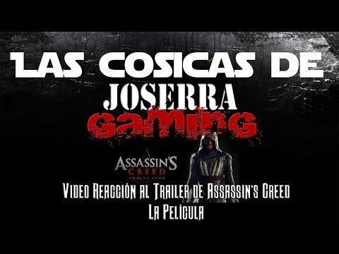 Assassin's Creed Trailer - Video Reacción