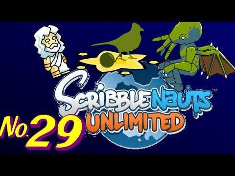 Scribblenauts - Bird Catcher - #29 - CamelCase