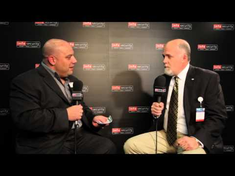 Infosecurity Magazine Interview: David Shearer, COO, (ISC)2