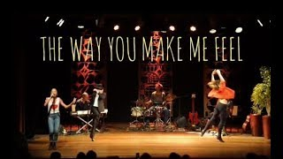 THE WAY YOU MAKE ME FEEL (MICHAEL JACKSON ) COVER IRIS PEREIRA ft COMPASSO ACADEMIA DE DANÇA