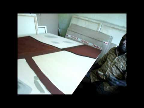 Aboriginal Artist Jock Mosquito Painting