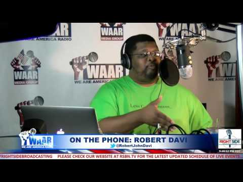 Robert Davi on The Wayne Dupree Show (6-28-16)