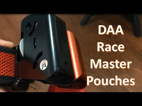 Double Alpha (DAA) Race Master Magazine Pouches -Top of the Heap