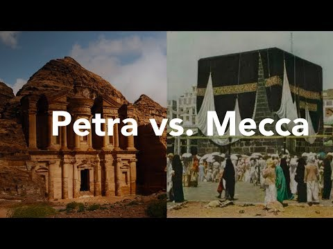 Petra vs Mecca - Using Quran to Debunk Dan Gibson's Sacred C