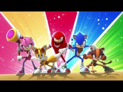 Sonic Boom: Fire & Ice E3 2016 Trailer
