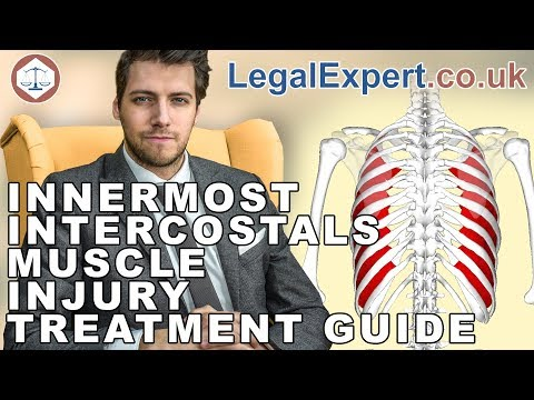 Innermost Intercostals Muscle Injury Treatment Guide ( 2019 ) UK
