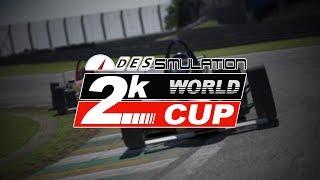 Skip Barber 2k World Cup | Round 1 at Spa