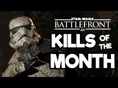 Top 20 Epic Moments - August 2018 | Star Wars Battlefront 2 thumbnail