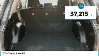 2016 Toyota RAV4 LE Maplewood, St Paul, Minneapolis, Brooklyn Park, MN P18214