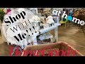 SHOP WITH ME @ HOME GOODS & THE AT HOME STORE| VLOG STYLE