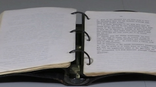 JFK Diary From Post-WWII Europe Up For Auction