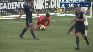 Development Academy U-16/17 Playoffs: Pateadores vs. Sporting Kansas City