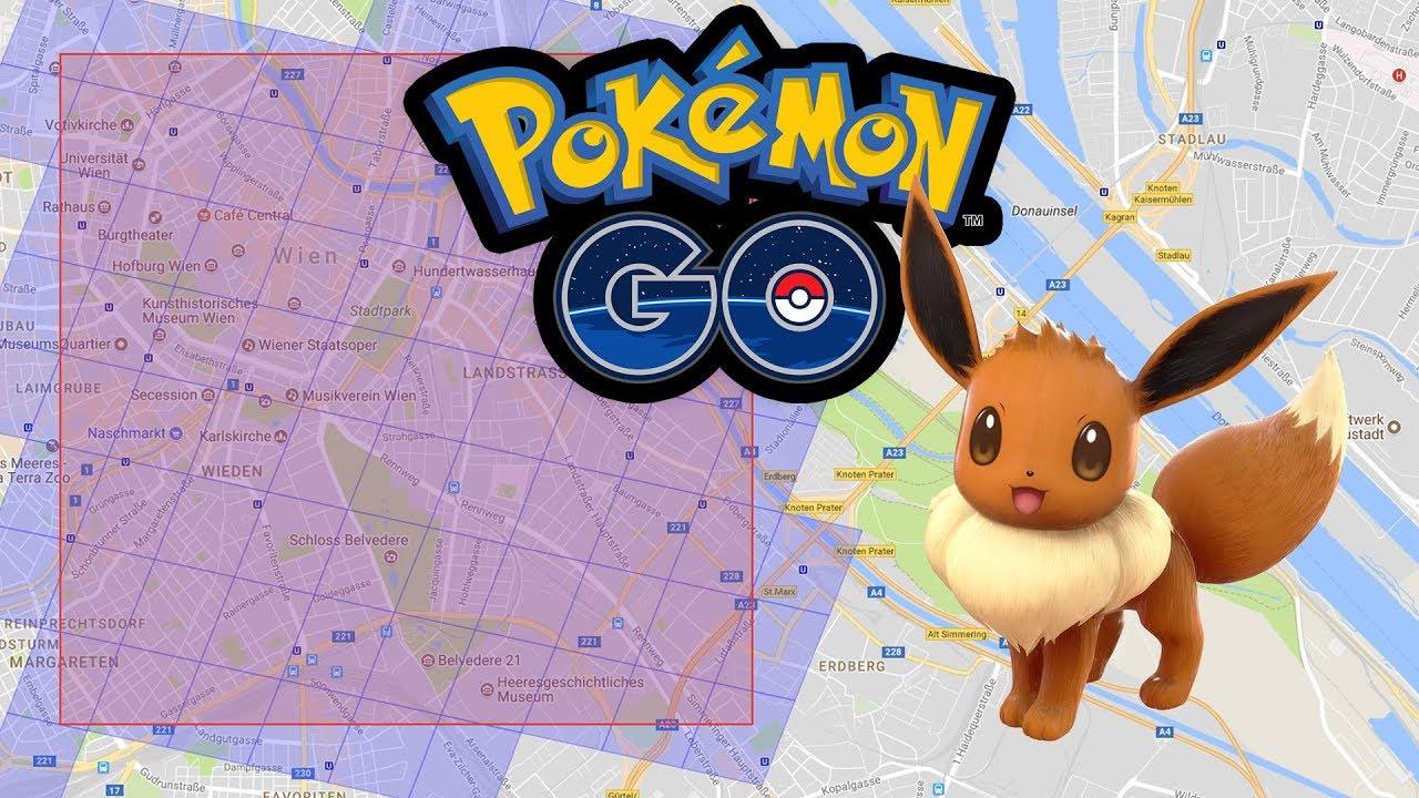 Pokemon Go Arena Karte.Was Sind S2 Zellen Level 1 20 Pokemon Go Deutsch 529