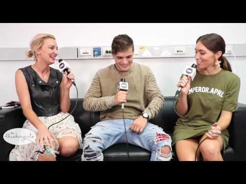The Thinkergirls with Martin Garrix - Full Interview