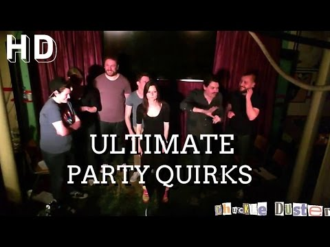 Chuckle Duster  ULTIMATE PARTY QUIRKS  Jack Donnelly