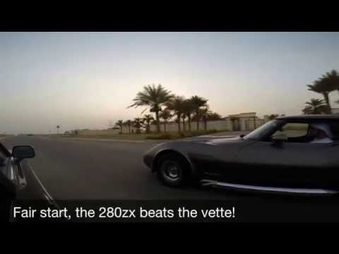 1982 280zx turbo vs 1982 C3 Corvette