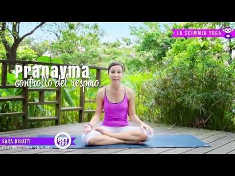 Yoga - Respirazione 3 semplici tecniche - Pranayama