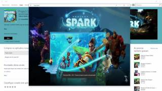 Project Spark - GRÁTIS no Windows (#Vovozico)