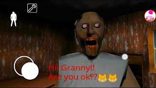 I have found a glitch!!! Granny-full horror gameplay