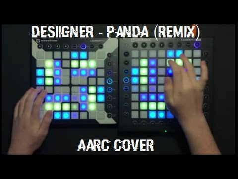 Desiigner - Panda (Launchpad Trap Remix) // Aarc Launchpad Cover