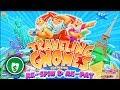 Gnome videoslot gameplay video GlobalSlots Casino - YouTube