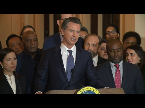 RAW: Gov. Newsom Announces Death Penalty Moratorium