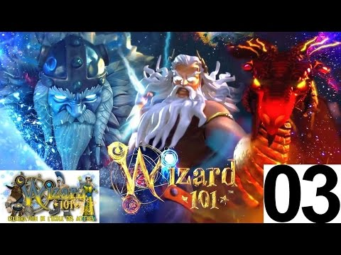 Wizard101 - Episode 03 - Début de l'avenue cyclope