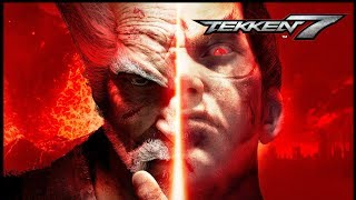 TEKKEN 7 Pelicula Completa en Español HD 1080p | La Historia del Clan Mishima (Heihachi vs Kazuya)