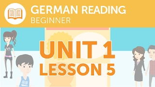 German Reading for Beginners - A German Offer You Cant Refuse!