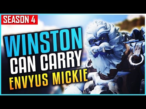 WINSTON Can Carry - EnVyUs Mickie [S4 TOP 500]