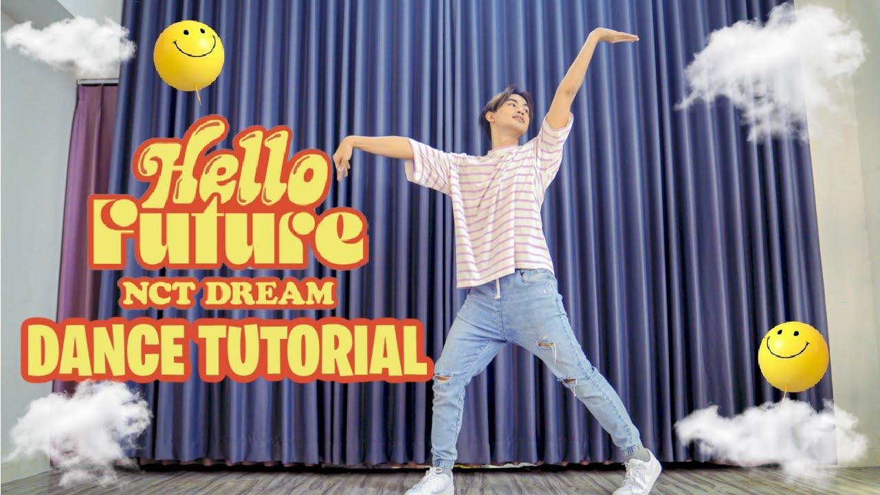 NCT DREAM 엔시티 드림 'Hello Future' Dance Tutorial | Step by Step ID