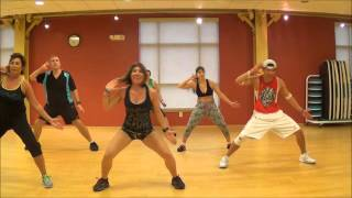 mamma said knock you out ll cool j zumba fitness toning dance choreography
