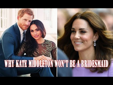 Harry and Meghan Royal Wedding: Why Kate Middleton Won't Be a Bridesmaid and More Details