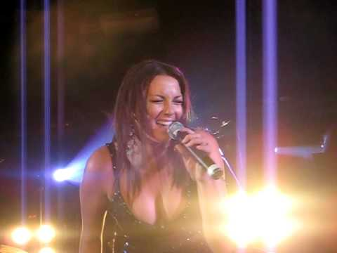 ricki-lee singing being human